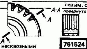 Код классификатора ЕСКД 761524