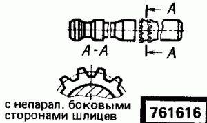 Код классификатора ЕСКД 761616