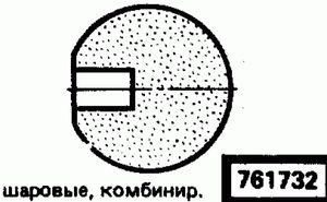 Код классификатора ЕСКД 761732