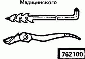 Код классификатора ЕСКД 7621