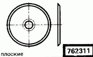 Код классификатора ЕСКД 762311