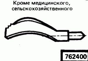 Код классификатора ЕСКД 7624