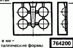 Код классификатора ЕСКД 7642