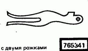 Код классификатора ЕСКД 765341