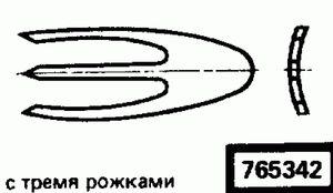 Код классификатора ЕСКД 765342