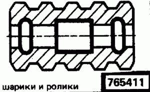 Код классификатора ЕСКД 765411