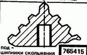 Код классификатора ЕСКД 765415