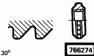 Код классификатора ЕСКД 766274