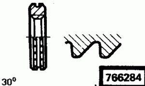 Код классификатора ЕСКД 766284